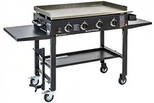 """Commercial Cooking Station Propane Gas Grill Griddle Flat Top Burner Outdoor 36"""""""