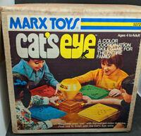 MARX TOYS: CATS EYE . VINTAGE GAME