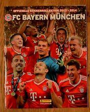 PANINI FC Bayern Munich 2013/2014 Pegatinas Álbum vacío Colección 13/14