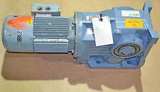 Sew-Eurodrive gearbox reducer  model : KA87 ratio : 63.00