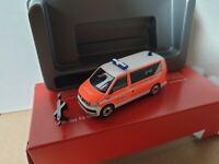 herpa VW T6   Notarzt  RETTUNGSDIENST 112  OFFENBACH a.M. -Malteser --093415