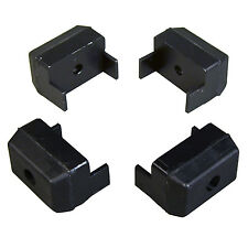 4-PACK Arm Clamp Pads / Jaw Covers for HUNTER / BUTLER Tire Changers RP6-0066
