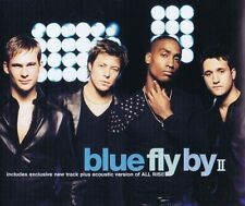 Blue - Fly By II / all rise acoustic / love r.i.p CD (3 Track) 2002 Maxi Single