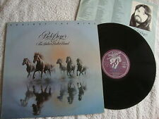 Bob Seger Silver Bullet Band against the wind Capitol 1980 Canada NM-  HEAR