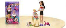 New ListingBarbie Skipper Babysitters Inc Dolls Feeding Playset with Toddler Girl Ghv87
