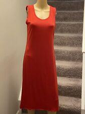 LulaRoe Dani Dress Red Knee Length
