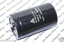 1pcs - SIEMENS 10000uF (10000µF) 100V Screw Terminal Capacitor B41455-N9109-T