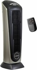 Heater with Remote Control - Features Built-in Lasko 751320 Ceramic Tower Space