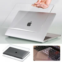 """MacBook Pro 13"""" 15"""" Touch Bar Case Clear Shell Keyboard Cover A1708 A1706 A1707"""