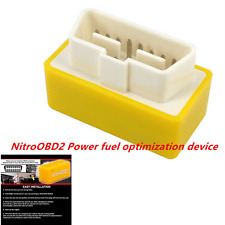 NEW Nitro OBD2 Plug And Drive OBD2 Performance Chip Tuning Box For Benzine Cars