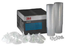 3M PPS Mini Kit Lids & Liners With 125 Micron Filter For Waterborne Paint 16314