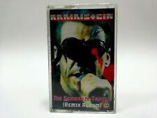 Rammstein - Die Schwarze Tanzen (Remix Album) cassette! Remixes compilation NM