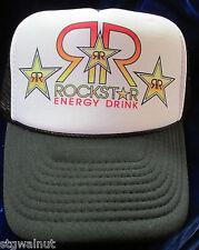 NOS Rockstar Energy Drink Hat / Cap