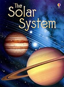 The Solar System (Usborne Beginners): 1 (Beginners Series) New Hardcover Book