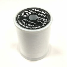 Janome Polyester Embroidery Bobbin Thread (328 Yards / 300M) #200921781
