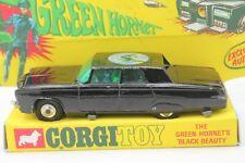 CORGI TOYS 268 * GREEN HORNET * BLACK BEAUTY * 1:43  * ORIGINAL