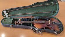 Alte Antike Geige Holz Violine Instrument Musik