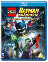 LEGO Batman - The Movie - DC Super Heroes Unite Blu-ray (2014) Jon Burton cert