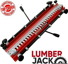 Lumberjack 600mm Capacity Dovetail Jig with Comb Template