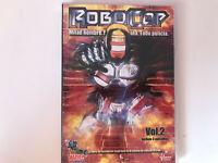 Robocop DVD Vol. 2 Marvel Episodi 4 5 Y 6 Cartoni