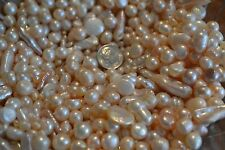 100 Mixed Undrilled Cultured Freshwater Pearls