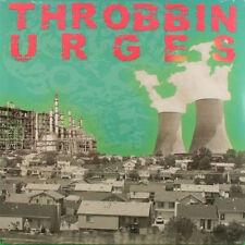 THROBBIN URGES S/T LP . pagans reatards teengenerate carbonas guitar wolf
