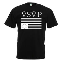 Original Schwarzmarkt Herren T-Shirt Modell VSVP ASAP ROCKY; Swag Obey XO