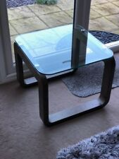 Set of 1 coffee and 1 side table for Living Room - Used - From DFS - Modern