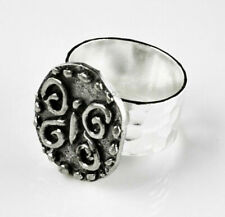 Butterfly Adjustable Statement Ring - QHG1