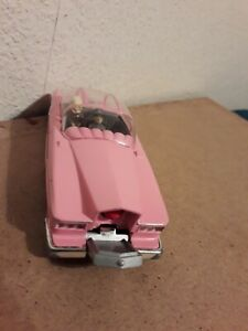 Corgi Thunderbirds pink rollsroyce FAB1.