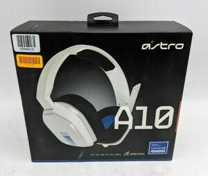 Astro A10 Wired Gaming Headset White 939-001845 -JL0980