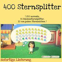 Animal Crossing: New Horizons 400 Sternensplitter/star fragments