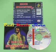 CD BRUCE SPRINGSTEEN Live 1995 italy DV MORE RECORD CDDV 5865 (Xs1) no lp mc dvd
