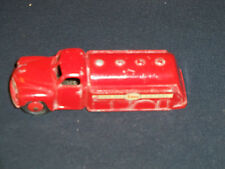 Vintage Dinky Essol Tanker  #442