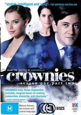 Crownies : Season 1 : Part 2 (DVD, 2011, 3-Disc Set)