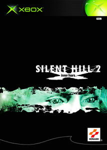 Silent Hill 2 - Inner Fears (Xbox, 2002, DVD-Box)