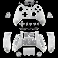 Transparent Full Custom Replacement Xbox One Controller Shell Mod Kit Buttons