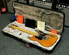 2021 Fender American Professional II Telecaster! Roasted Pine Finish! NO RESERVE