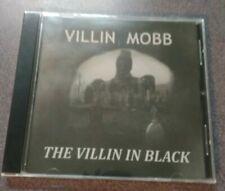 Villin Mobb- The Villin in Black CD *SEALED* Sac town Rap Rare OOP G-Funk