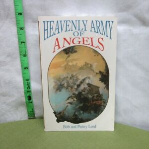 HEAVENLY ARMY OF ANGELS autograph Bob & Penny Lord book 1991 hand-signed