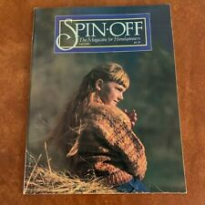 Spin-off magazine Fall 1991: Baby Sweater, Mittens, Cardigan,Vest