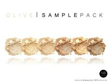 Paquete de muestra de Oliva Natural Suelto Mineral Polvo Fundación silkmatte Maquillaje desnudo