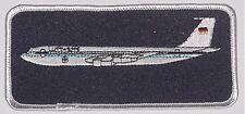 Écusson patch namemsschild Boeing 747-307 C... a4848