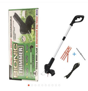 Cordless Bionic Trimmer Handheld Weed String Cutter Gardening Decoration Tools