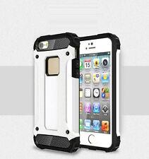 Shockproof Rugged Hybrid Rubber Hard Back Case Cover For Various Mobile Phones