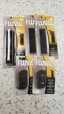 Fluval Nano Replacement Fliter Media 2x Carbon Cartridges, 2x Fine Foam & 1 Bio