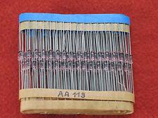 12x Germaniumdiode AA119, original TELEFUNKEN, 12 pieces, reeled