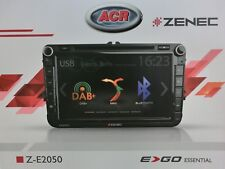 ZENEC Z-E2050 Moniceiver BT DVD USB DAB+ VW Golf 5 6 Passat Caddy Touran Tiguan