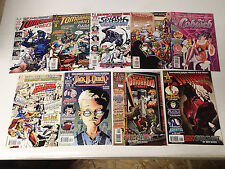 Tomorrow Stories lot of 9 issues #1-5,11 America's Best Comics '99 Vf Alan Moore