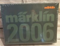 MARKLIN 3-Book Boxed Set PRESENTATION BOOK for 2006